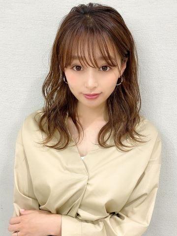 ミディアム 40 代 髪型