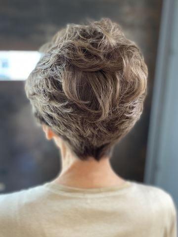ない 髪型 ぽく おばさん