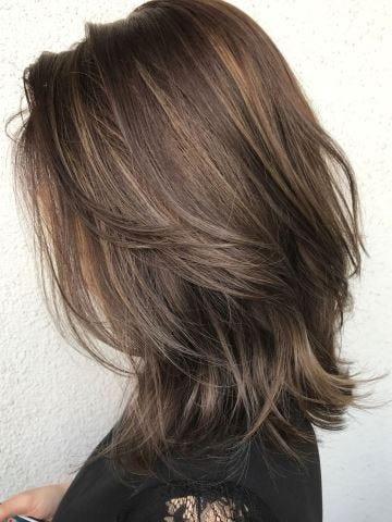 【2018年春】ミディアムの髪型 ヘアカタログ・ヘアスタイル を探す Ozmallビューティ