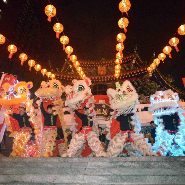 街 春節 中華 横浜 【2020年春節】龍が舞う! 横浜中華街の春節イベントをまとめてご紹介