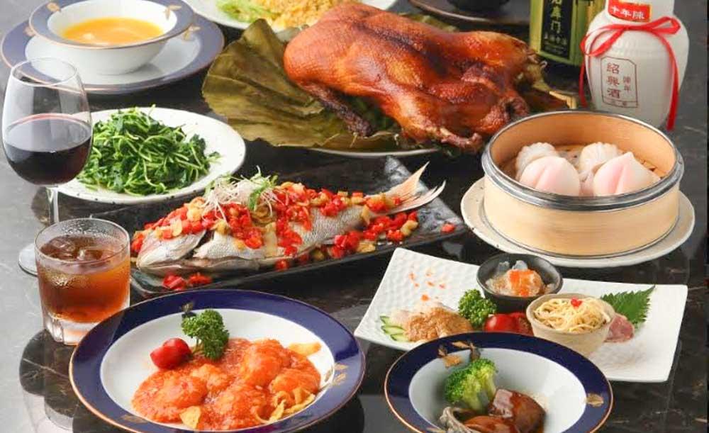 上野 中華 料理