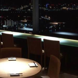 蒲田 イタリアン 夜景