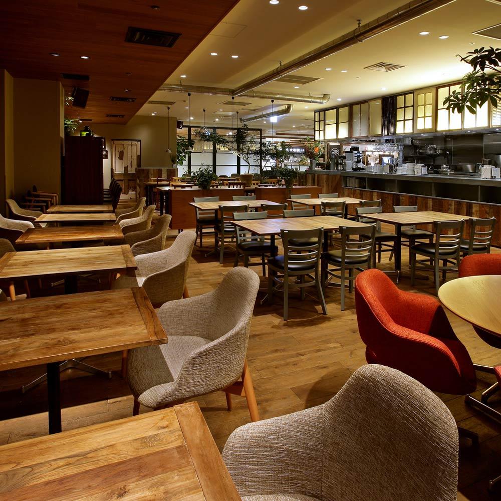 ロイヤルガーデンカフェ 目白店の写真 目白のその他 カフェの