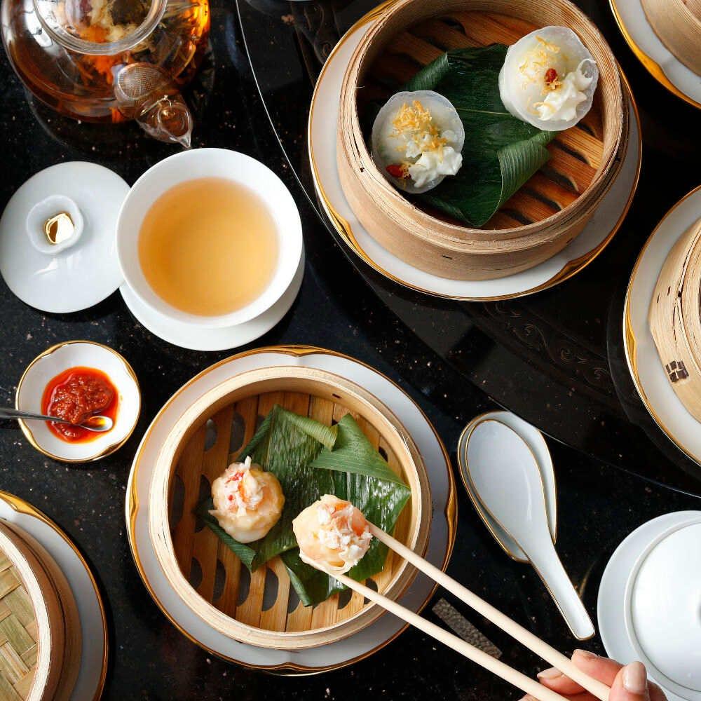 中華 料理 デザート